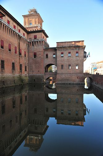 Ferrara, Italy, province of Ferrara , Emilia Romagna