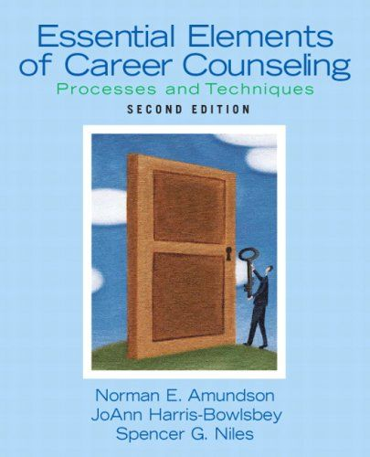Key Elements in the Process of Counseling