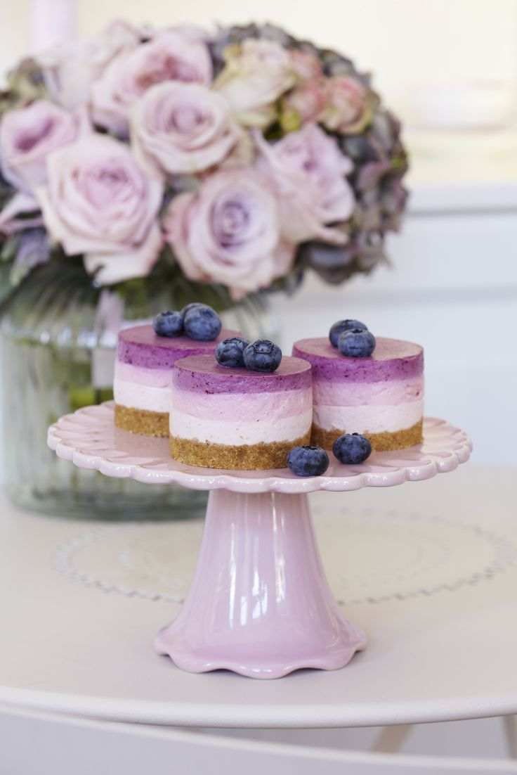 Triple Berry Cheesecake Gaby Blam Design
