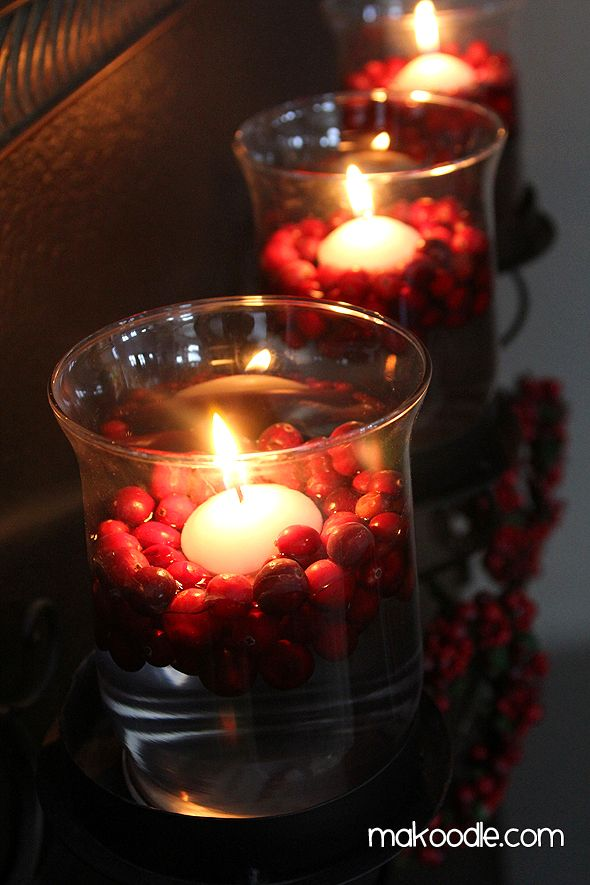 Magenta Christmas Ornaments
