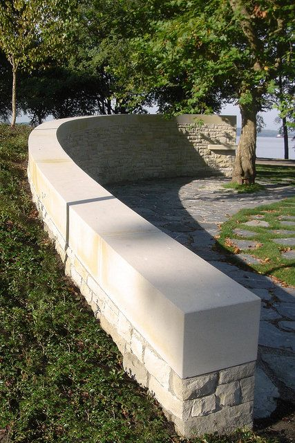 Haddington Island Carved Blocks - Air India Memorial