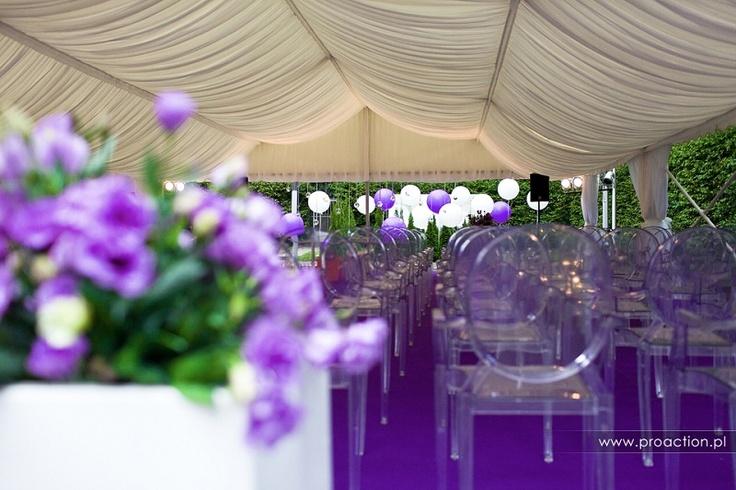 Wedding ceremony | Ceremonia ślubna w plenerze | Wedding Planner Anioły Przyjęć http://www.aniolyprzyjec.pl/