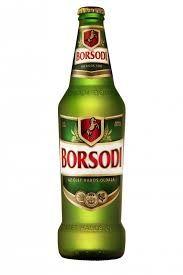 Borsodi sör - Hungria