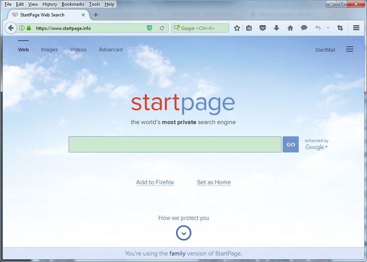 Does your computer have been infected by StartPage.info browser hijacker? Has this browser hijacker completely changed your default home page and search engine without any authorization? How long have you been infected by this kind of virus? Do you know that the longer you keep it on computer the more dangerous your computer will be? If you are dealing with such type of threat, please follow the removal guide below to get rid of it.