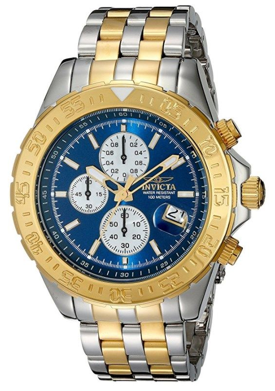 Top 7 Best-selling Invicta Aviator Men's Watches in 2017