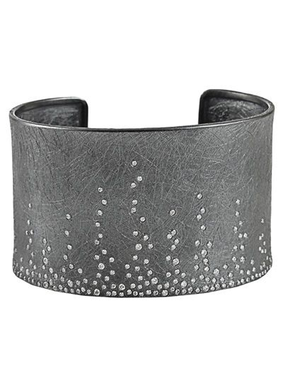 Todd Reed - Burnished cuff 1