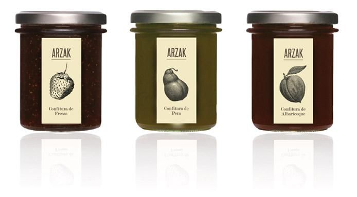 Arzak's New Packaging, Three Michelin Stars Design