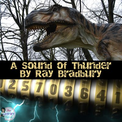a sound of thunder literary devices It contains alphabetical lists of literary terms, the vocabulary of literature, the terminology of grammar,  poetic forms and literary terminology.