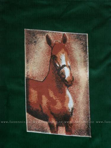 Pytlík na bačkory - kůň | Lavennis