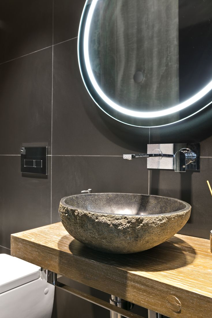 An absolutely stunning basin that perfectly suites the amazing bathroom it comes in!
