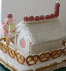 デコレーション教室 La Rose Cherie(ラ・ローズ・シェリー) -お菓子の家