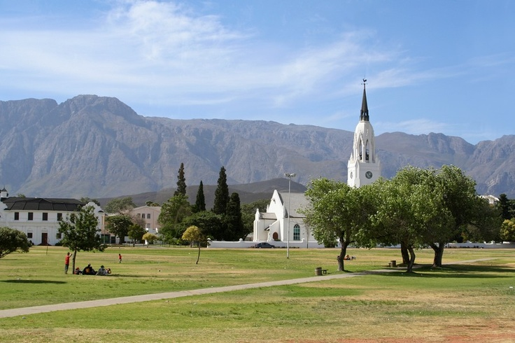 Worcester, Western Cape South Africa