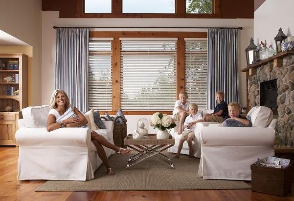 Exclusive Cordless Fabric 2 Quot Murano Blinds By Budget