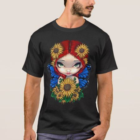 Sunflower Fairy Shirt - click to get yours right now!