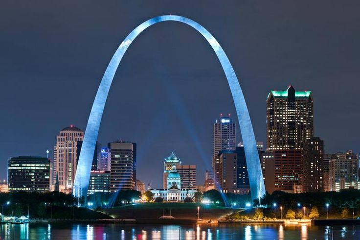 Is the top of the Gateway Arch in St. Louis on your #bucketlist or have you been?
