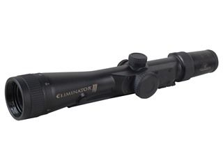 Burris Eliminator III Laser Rangefinding Rifle Scope 4-16x 50mm