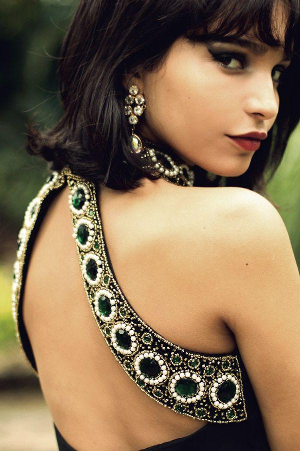 Virgos's Lounge Dress  #fashion #dress #glam #glamour #chic #elegant
