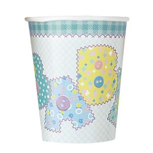 Baby Stitching Pastel Cups