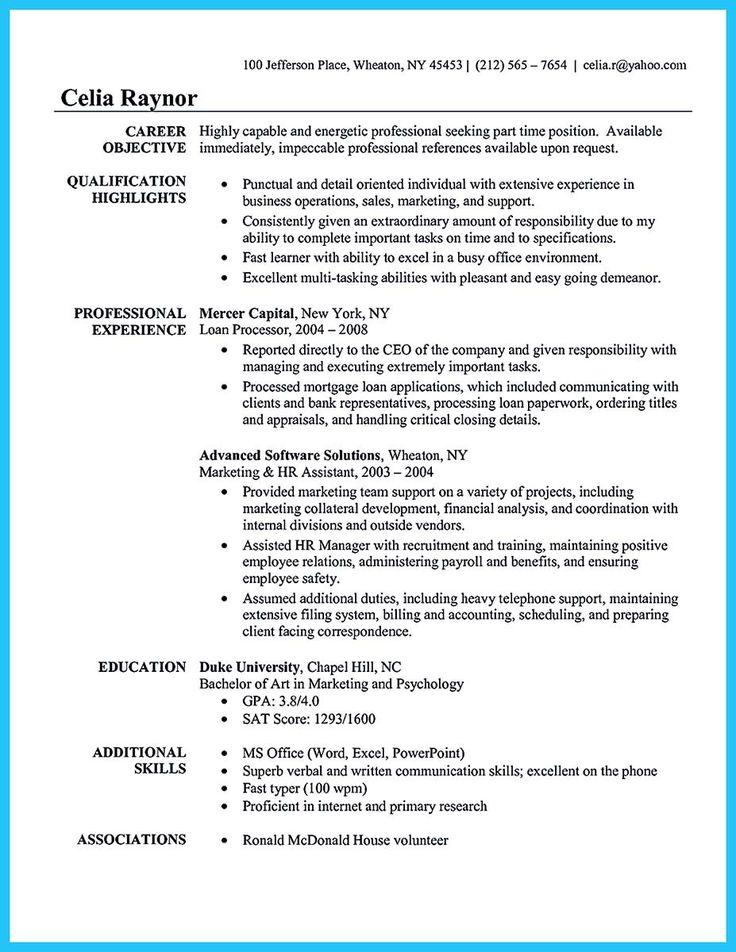 Administrative Assistant Resume Hakknda Teki En Iyi