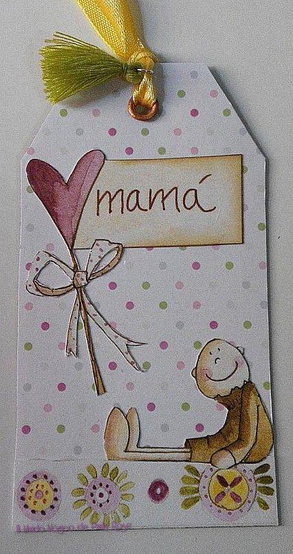Tag día de la madre