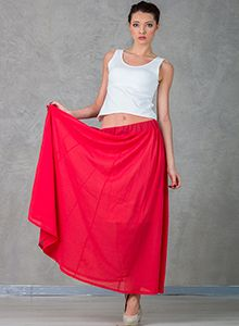 Spódnica cotte simple