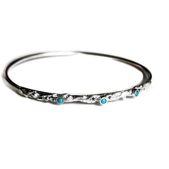 Hey, I found this really awesome Etsy listing at https://www.etsy.com/il-en/listing/490018803/silver-bangle-bracelet-solid-silver