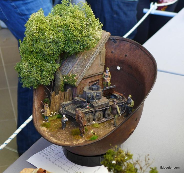 By Editor — After the armor and aircraft models, it is time to have a look at some of the military dioramas on display at the 2016 Moson Model Show. There's a lot of inspiration to pick from these masterpieces so - enjoy. Feel free to comment on and discuss your favorites....