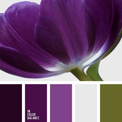 Best 20 purple color schemes ideas on pinterest - Purple and silver color scheme ...