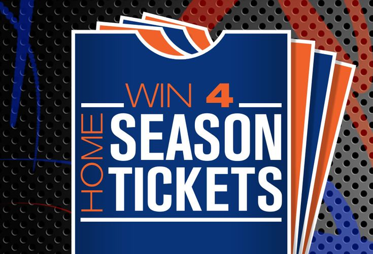 Win one of two pairs of tickets to all Boise State home games of the 2015 season!