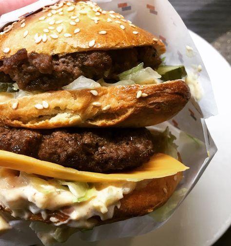 """Big Mac ja """" salainen kastike"""""""