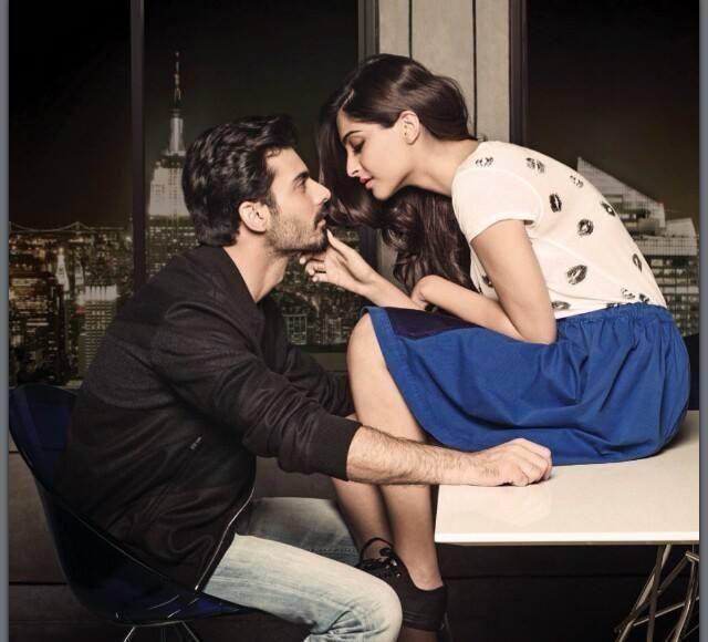 Sonam Kapoor  - Filmfare Magazine Photo Shoot Sep 2014