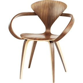 This must be the most beautiful chair ever made! Cherner chair.