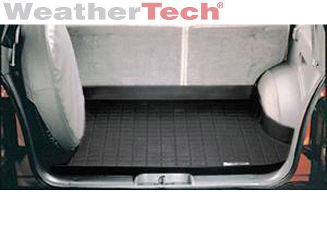 Weathertech Cargo Liner Trunk Mat Jeep Grand Cherokee 1993 1998 Black