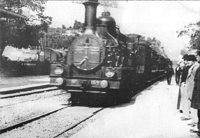 Irmãos Lumiere, o Comboio.