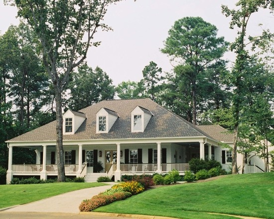 25 best ideas about traditional exterior on pinterest for Acadian style modular homes