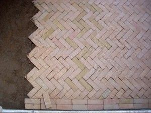 17 best images about brick floor on pinterest for Carrelage emery