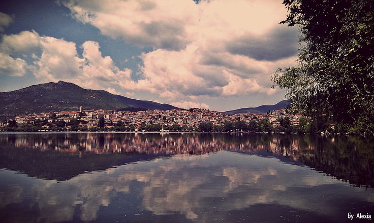 https://flic.kr/p/rN7fmz   Greece,Kastoria   Lake Orestiada Kastoria