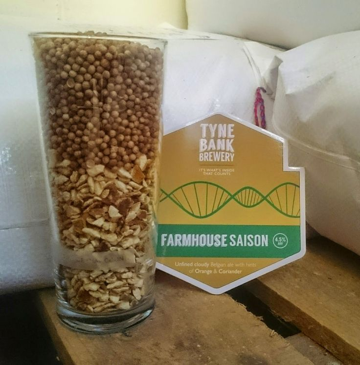 Tyne Bank Brewery: April Special - Farmhouse Saison