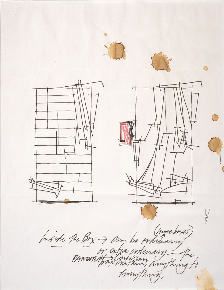 400 best sketches images on pinterest architecture drawings gallery of sfmoma lebbeus woods architect 7 ccuart Choice Image