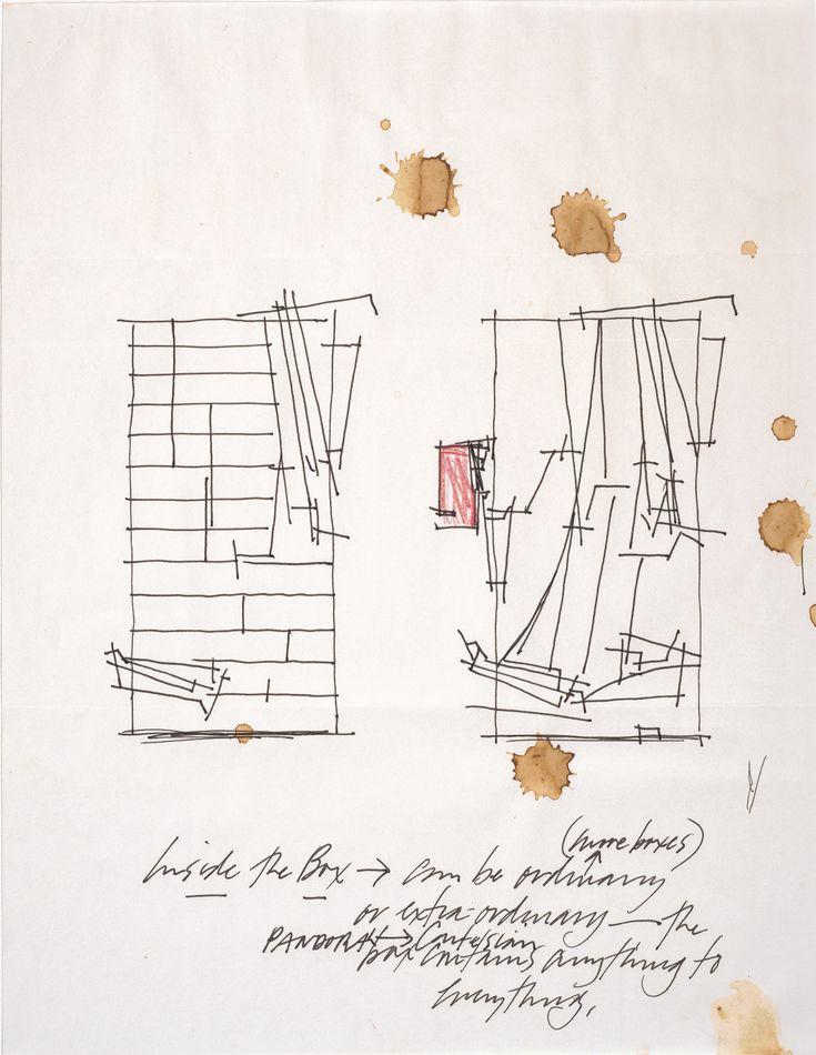 Gallery of SFMoMA: Lebbeus Woods, Architect - 7