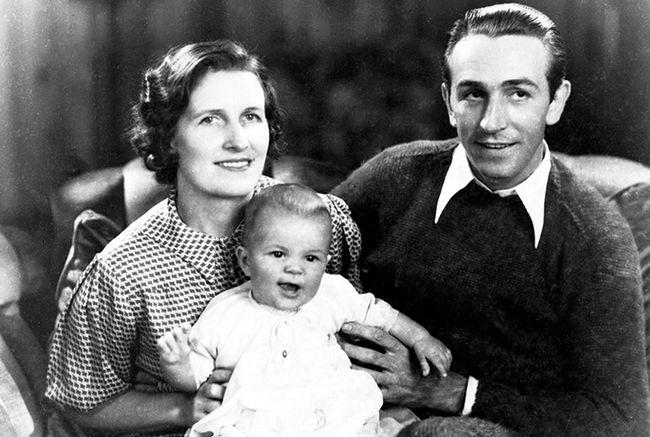 A113Animation: Diane Disney Miller, Daughter of Walt Disney ...