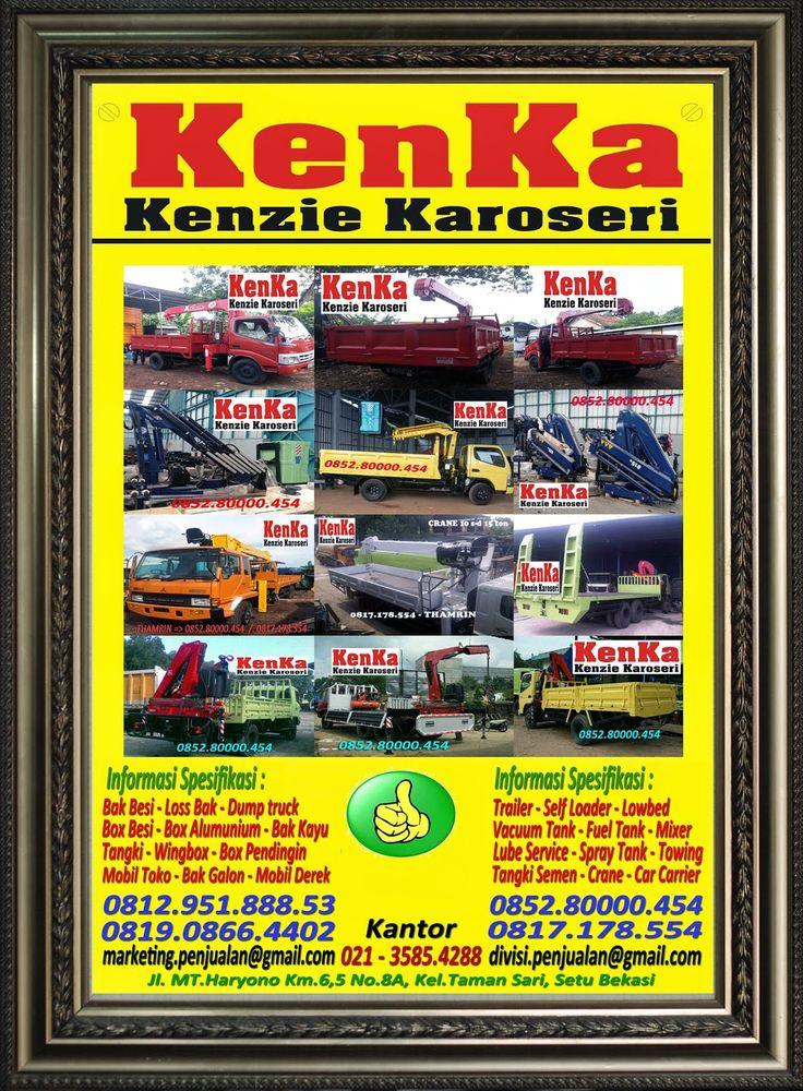 Melayani Pembuatan : Karoseri Crane Lipat atau Teleskopic Segera kunjungi website kami : www.karoseri-craine.blogspot.com