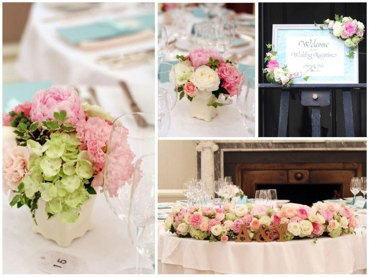 和婚のテーマカラー2 |♡椿山荘で和婚♡結婚準備ブログ