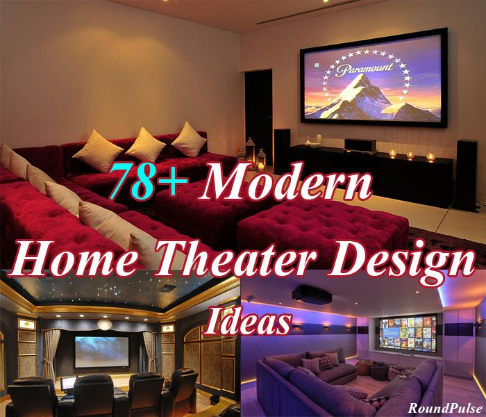 50 Tiny Movie Room Decor Ideas: 1000+ Ideas About Small Home Theaters On Pinterest