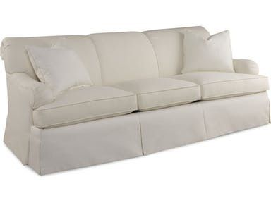 Shop For Thomasville Greer Sofa, 2334 And Other Living Room Sofas At Custom  Home Furniture Galleries In Wilmington, NC. The Photo Above Is A Close ...