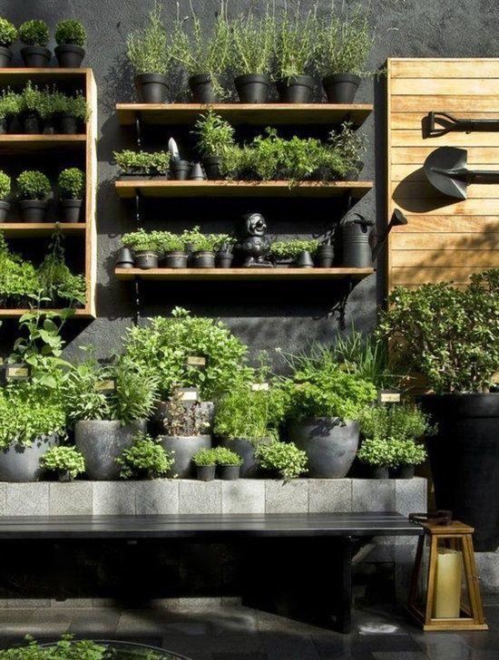La Maison Gray - Garden