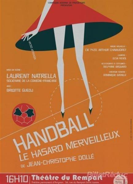 """Casting call """"Handball, le merveilleux hasard"""", un seul en scène joué par Brigitte Guedj basé sur un merveilleux hasard -  #actingauditions #audition #auditiononline #castingcalls #Castings #europeauditions #francecasting #Freecasting #Freecastingcall #luxembourgaudition #modelingjobs #opencall #SouthAfrica #SouthAfricaCastings"""
