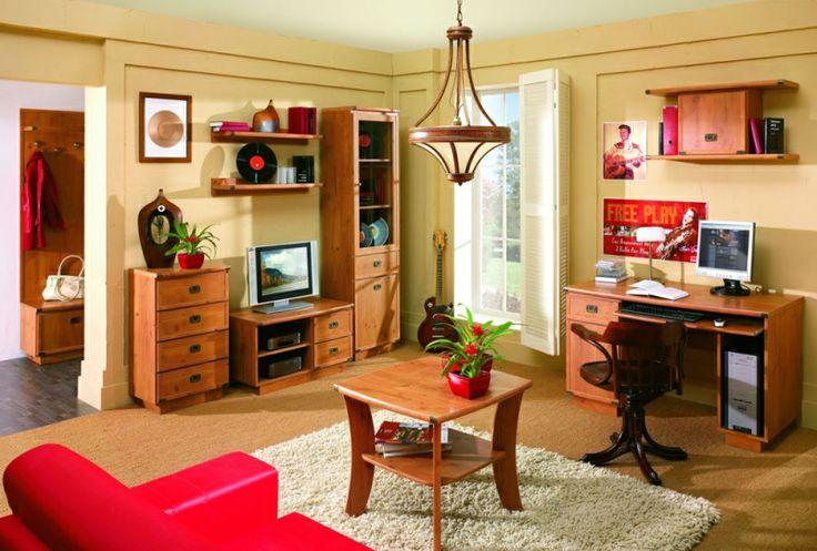 Obývací sestava Rachel 1 i s kancelářským koutkem http://www.mabyt.cz/33752-obyvaci-sestava-rachel-1.htm