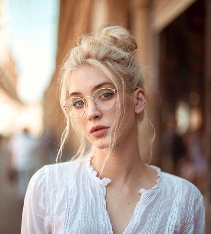 Carolina Porqueddu ♡ – #brille #Carolina #Porque…