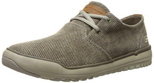 Oferta: 64.95€. Comprar Ofertas de Skechers Oldis- Stound - Zapatos para hombre, color gris, talla 45 barato. ¡Mira las ofertas!